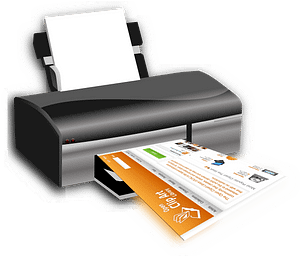 What is a printer?  Types of printers.